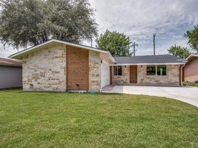 Dallas Single Family Home For Sale: 12009 High Meadow Drive
