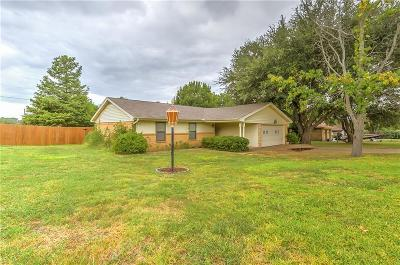 Weatherford Single Family Home Active Option Contract: 1201 Kay Drive