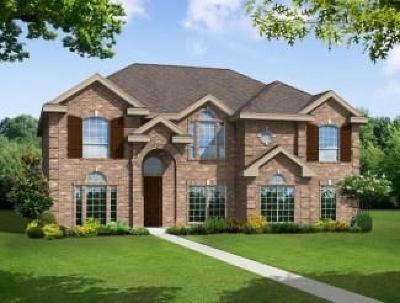 Red Oak Single Family Home For Sale: 128 Laurel Oak Drive