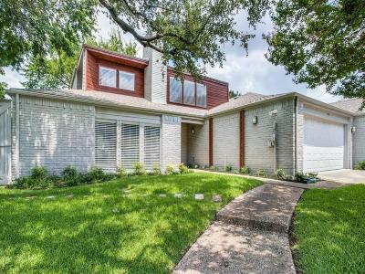 Dallas Half Duplex For Sale: 9401 Summerhill Lane