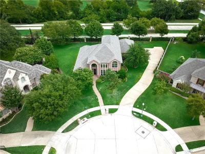 Keller Single Family Home Active Option Contract: 1513 Cherry Glow Court