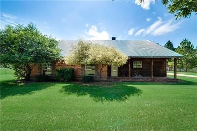 Combine Single Family Home For Sale: 244 Chrestman Lane