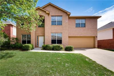 Fort Worth Single Family Home For Sale: 5536 Murton Place