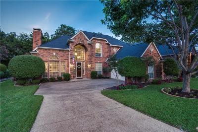 Collin County, Dallas County, Denton County, Kaufman County, Rockwall County, Tarrant County Single Family Home For Sale: 2729 Brookside Lane