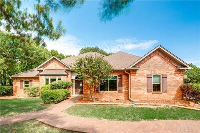Denton Single Family Home For Sale: 1545 Valley Creek Road