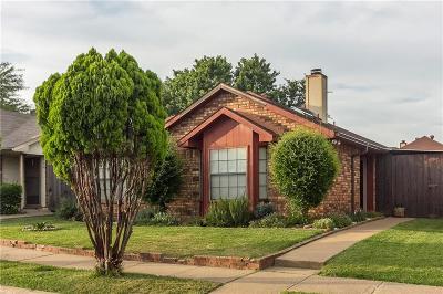 Mesquite Single Family Home For Sale: 1562 Hancock Drive
