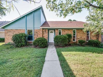 Carrollton Single Family Home For Sale: 2603 Medina Drive