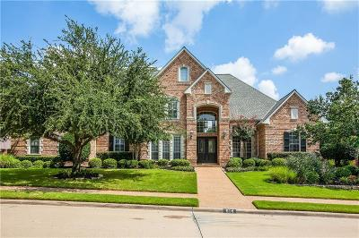 Southlake Single Family Home Active Contingent: 614 Fairway View Terrace