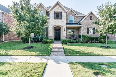 Allen Single Family Home For Sale: 905 Panther Lane