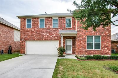 Lewisville Single Family Home For Sale: 1509 Caymus Court