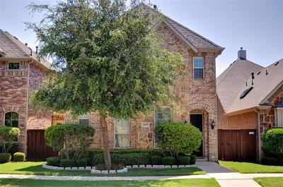 Lewisville Single Family Home For Sale: 2445 Sunderland Lane