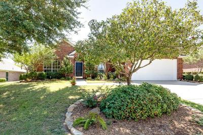 Bedford Single Family Home Active Option Contract: 1112 Carousel Drive