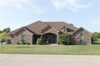 Waxahachie Single Family Home For Sale: 9451 Mattie Lane