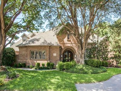 Plano TX Single Family Home For Sale: $1,100,000