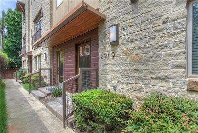 Dallas Single Family Home For Sale: 2919 Thomas Avenue