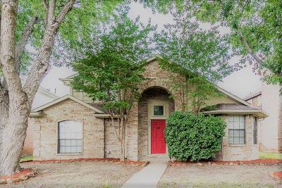 Frisco Single Family Home For Sale: 7901 Armor Lane
