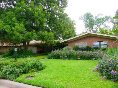 Erath County Single Family Home For Sale: 2131 N Woodland Street
