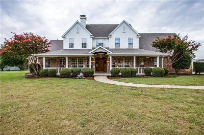 McKinney Single Family Home For Sale: 2312 County Road 852