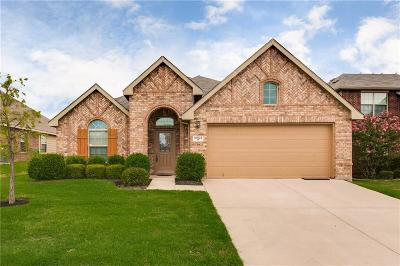 Fort Worth Single Family Home For Sale: 10024 Chrysalis Drive