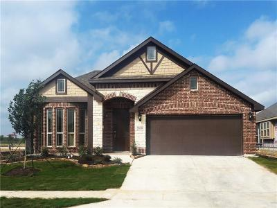 Alvarado Single Family Home For Sale: 509 Lakeview Drive