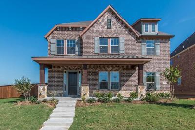Frisco Single Family Home For Sale: 12008 Burnt Prairie Lane