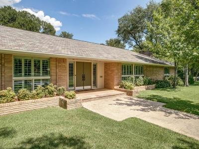 Dallas TX Single Family Home For Sale: $639,000