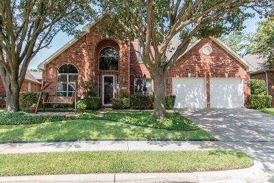 Flower Mound Single Family Home For Sale: 3221 Paddock Circle