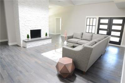 Dallas Single Family Home For Sale: 7102 McKamy Boulevard