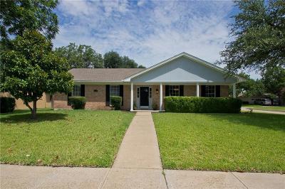 Richardson Single Family Home For Sale: 1819 Columbia Drive