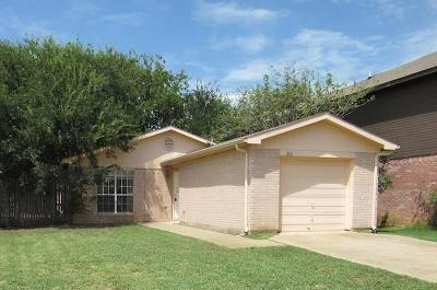 Fort Worth Single Family Home For Sale: 2616 Winding Road