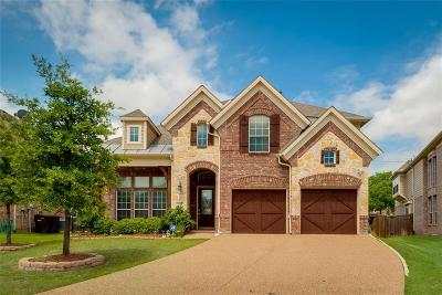 Plano Single Family Home Active Option Contract: 8405 Foothill Drive