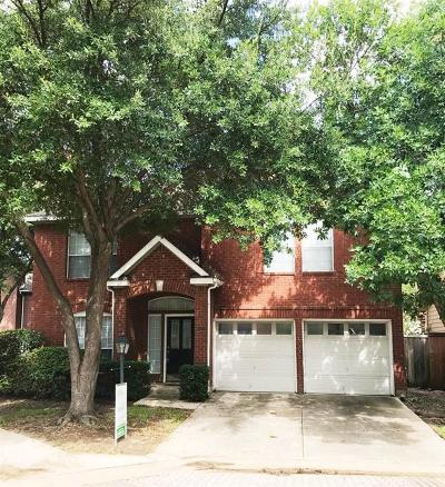 Irving Single Family Home For Sale: 200 Cactus Flower Court