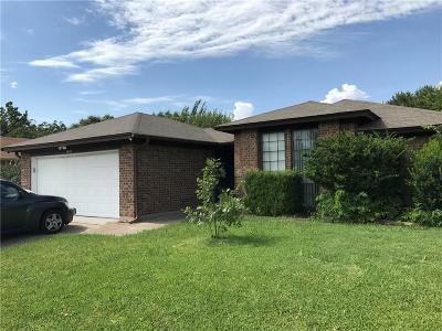 Watauga Single Family Home For Sale: 6009 Birchill Road