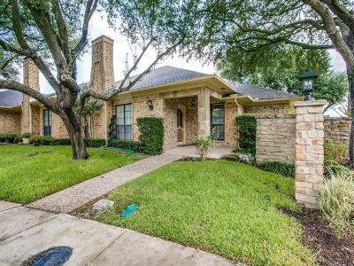 Dallas Half Duplex Active Option Contract: 5915 Orchid Lane