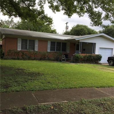Dallas Single Family Home For Sale: 11376 Rupley Lane