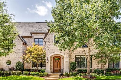 Plano Townhouse For Sale: 5924 Burgandy Street
