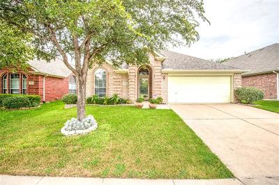 North Richland Hills Single Family Home Active Option Contract: 3909 Glenwyck Drive