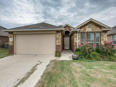 Seagoville Single Family Home For Sale: 3016 Melrose Drive