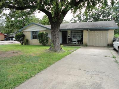Dallas Single Family Home For Sale: 429 Woodmont Drive