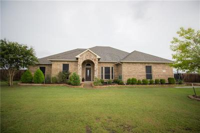 Forney Single Family Home For Sale: 11034 Glenview Drive