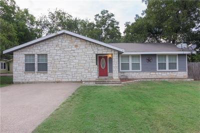 Cleburne Single Family Home For Sale: 1004 Williams Avenue