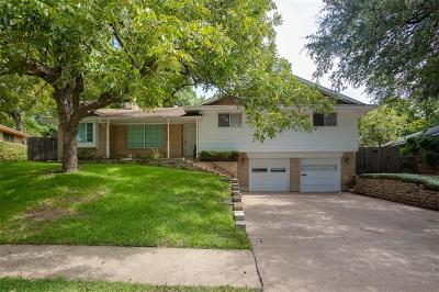 Dallas Single Family Home For Sale: 1611 W Pentagon Parkway