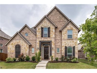 Frisco Single Family Home Active Contingent: 5667 Tiger Lane