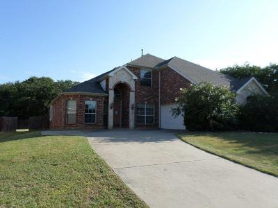 Corinth Single Family Home For Sale: 2207 High Pointe Drive