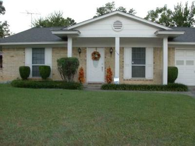 Denton Single Family Home For Sale: 2109 Georgetown Drive