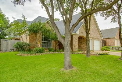Highland Village Single Family Home For Sale: 2555 Glen Ridge Drive