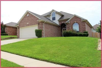 Fort Worth Single Family Home For Sale: 4840 Valley Springs Trail