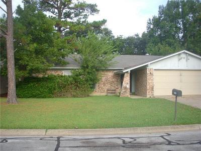 Denton Single Family Home For Sale: 2921 Tomlee Street