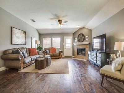 Frisco Single Family Home Active Option Contract: 13622 Valley Mills Drive