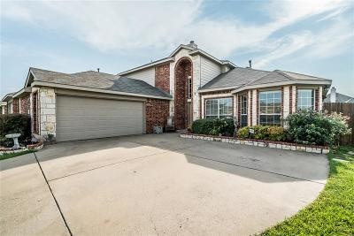 Forney Single Family Home For Sale: 495 Marlee Drive